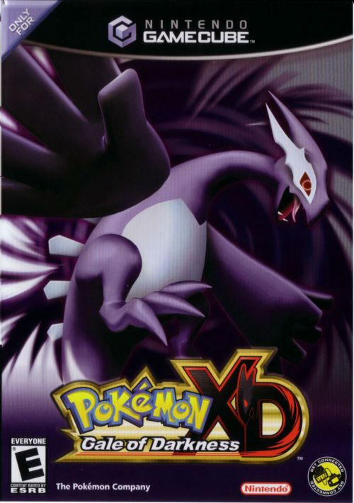 Pokemon XD Gale Of Darkness ROM Download for GameCube