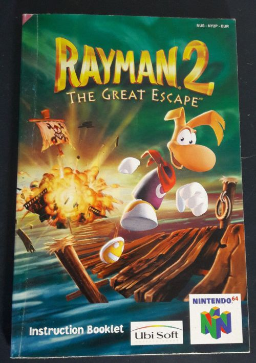 rayman 2 the great escape pc download