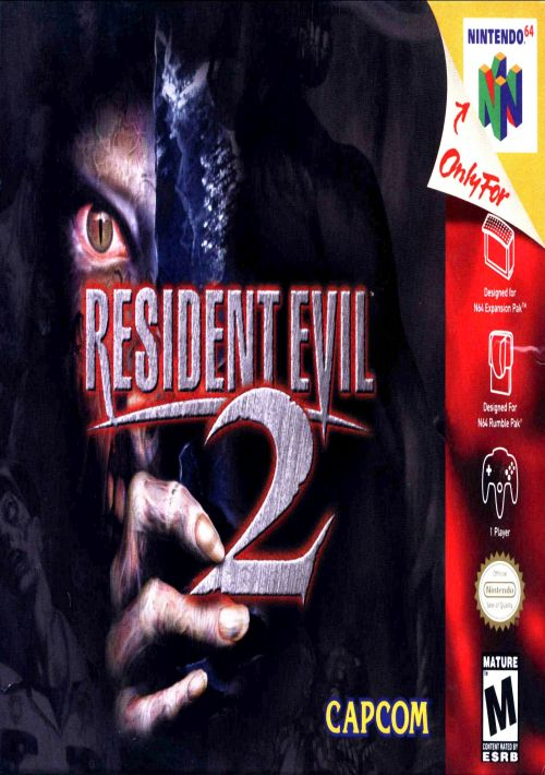 Resident Evil 2 ROM Download for N64 | Gamulator