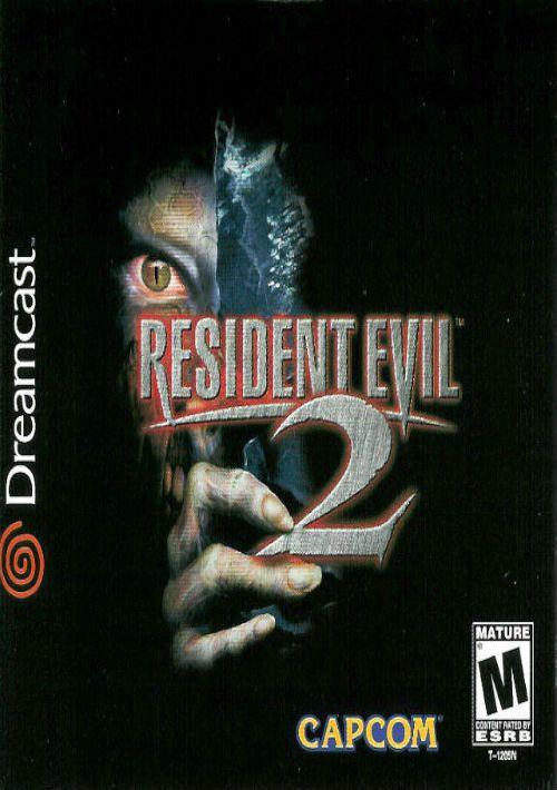 Resident Evil 2 - Disc #1 ROM Download for Sega Dreamcast | Gamulator