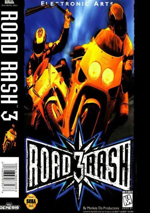 Road Rash 3 (UEJ) ROM Download for Megadrive | Gamulator