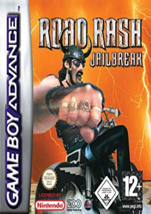Road Rash - Jailbreak ROM Download for GBA | Gamulator