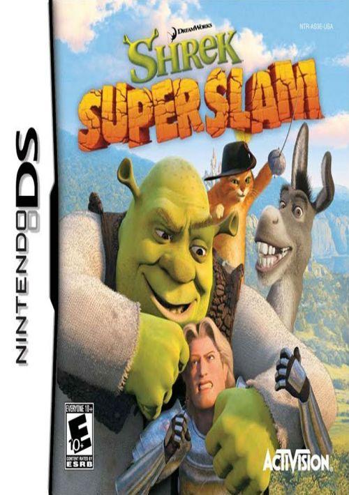 Shrek Super Slam Rom Download For Nds Gamulator