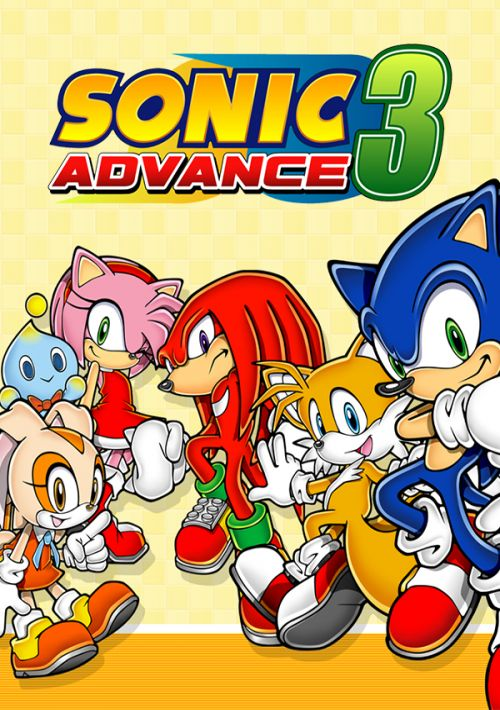 Sonic Advance 3 ROM Download for GBA | Gamulator