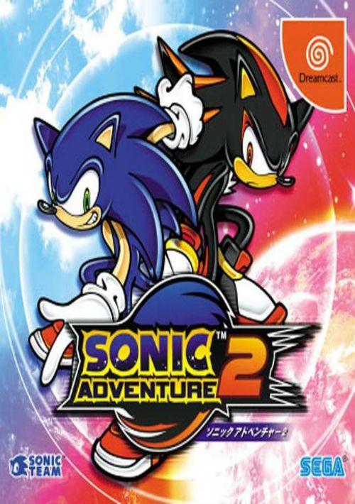 Sonic Adventure 2 (E) ROM Download for Sega Dreamcast
