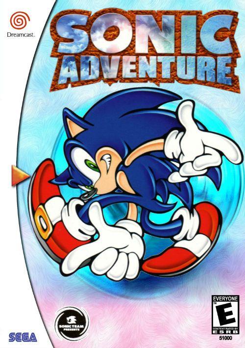 Sonic Adventure Rom Download For Sega Dreamcast Gamulator