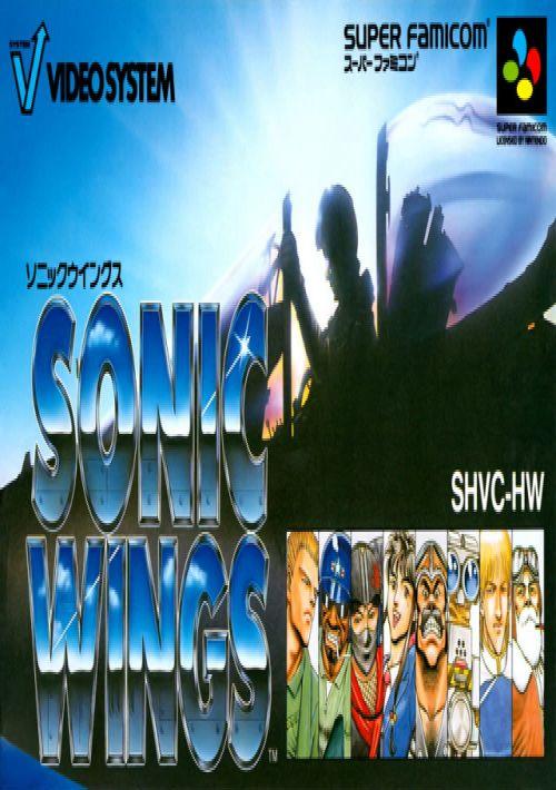 Sonic Wings J Rom Download For Snes Gamulator