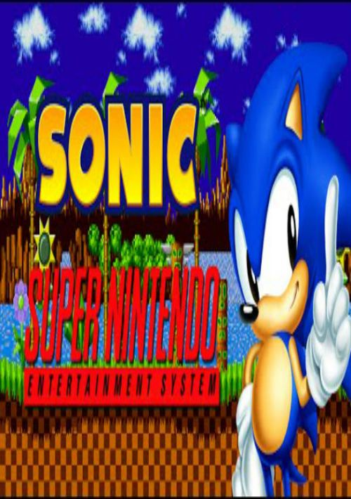 Sonic The Hedgehog Unl Rom Download For Snes Gamulator