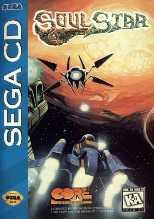 Soul Star (U) ROM Download for Sega CD | Gamulator