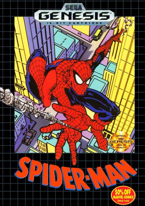 Spiderman Vs The Kingpin Sega Cd Rom