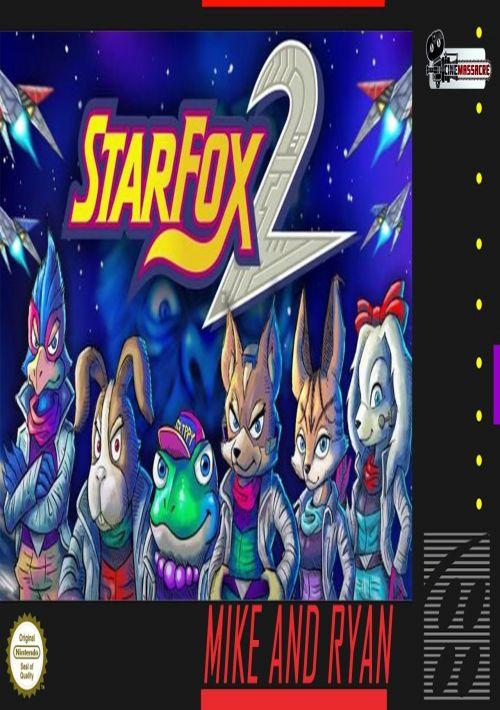 starfox 2 snes rom