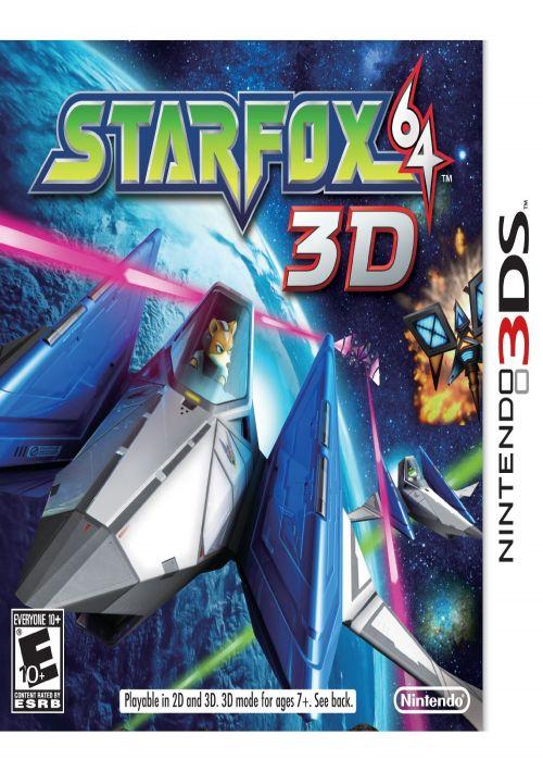 Star Fox 64 ROM Download for N64 | Gamulator