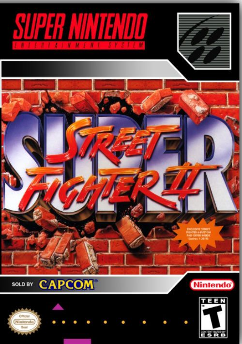 Street Fighter II Next Generation (Hack) ROM Download for