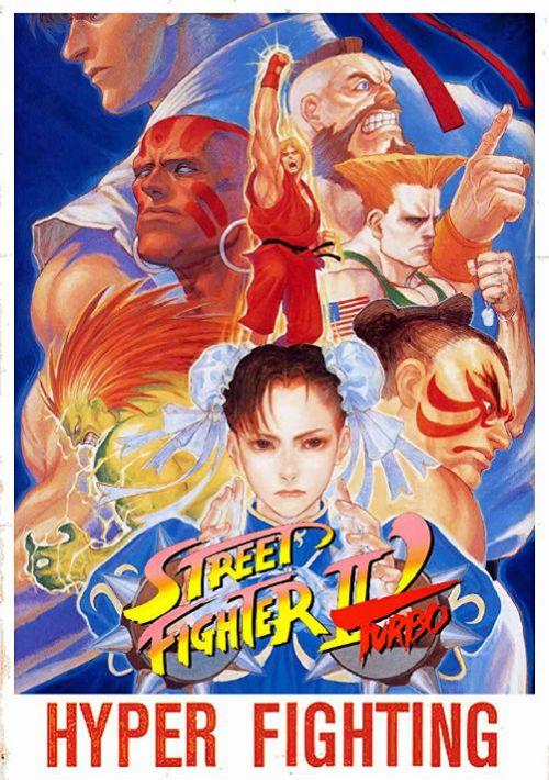 arcade street fighter ii turbo hyper fighting download