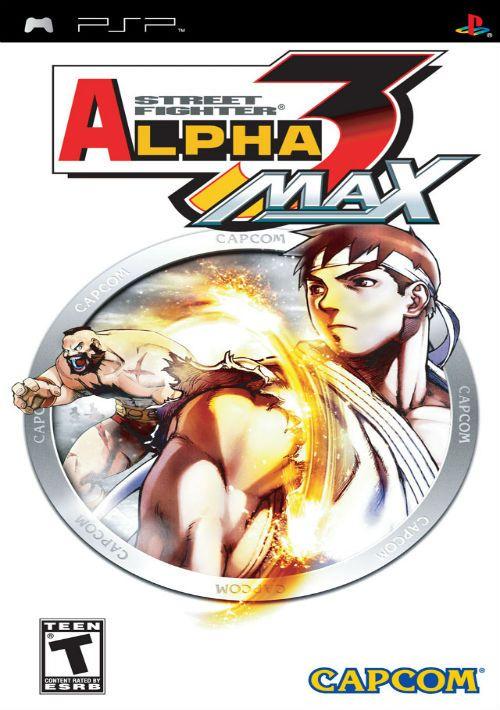 Street Fighter Alpha 3 Max Rom Download For Psp Gamulator