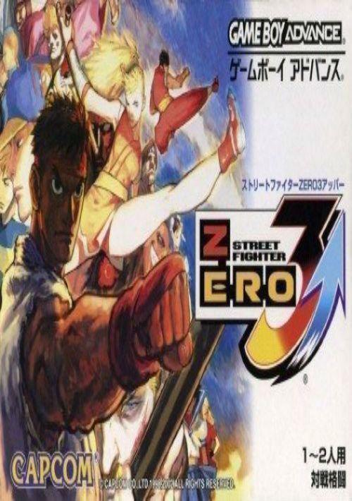 Street Fighter Zero 3 Upper Eurasia J Rom Download For Gba
