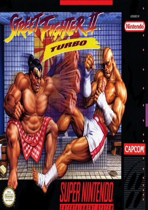 Street Fighter Ii Turbo Hyper Fighting Rom Download For Snes Gamulator