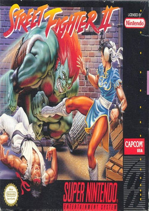 Street Fighter Ii The World Warrior Rom Download For Snes Gamulator