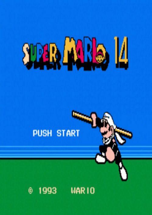 Super Mario 14 ROM Download for NES | Gamulator