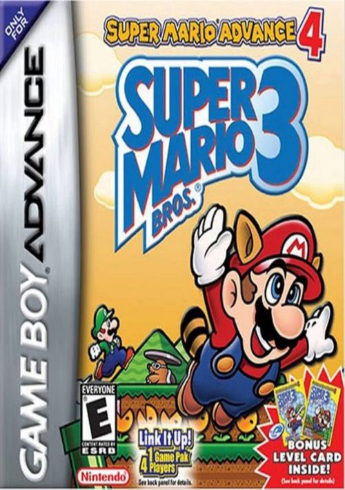 Super Mario Advance 4 ROM Download for GBA | Gamulator