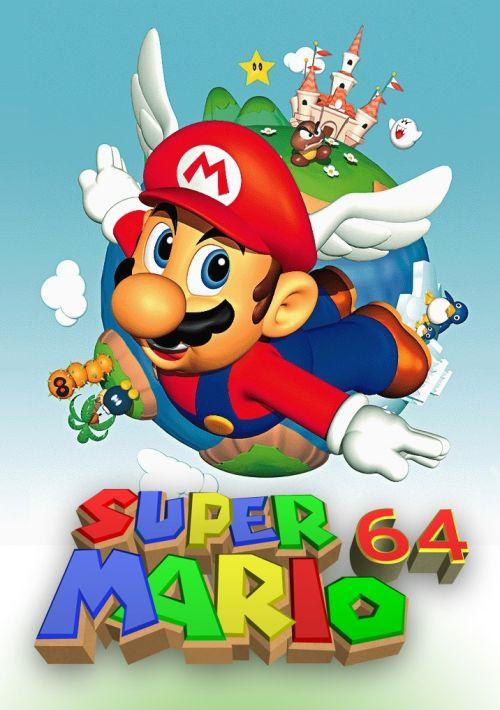 Super Mario 64 ROM Download for N64 | Gamulator