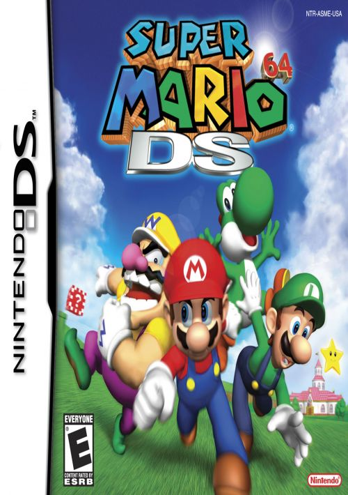 Super Mario 64 DS ROM Download for NDS | Gamulator