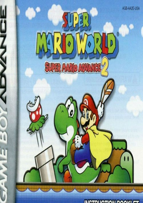 Super Mario Advance 2 ROM Download for GBA | Gamulator
