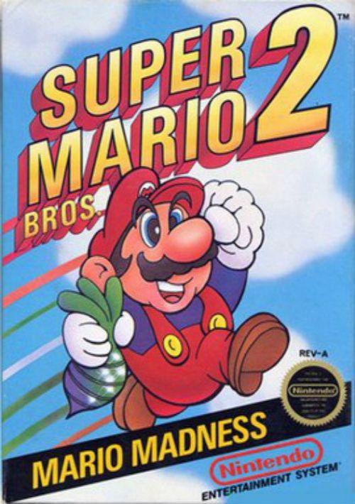 Super Mario Bros 2 Eu Rom Download For Nes Gamulator