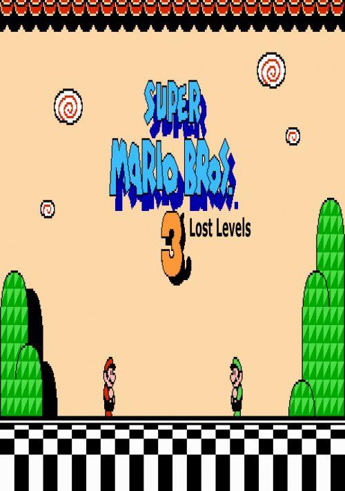 Zzz Unk Super Mario Bros 3 Lost Levels Rom Download For Snes Gamulator