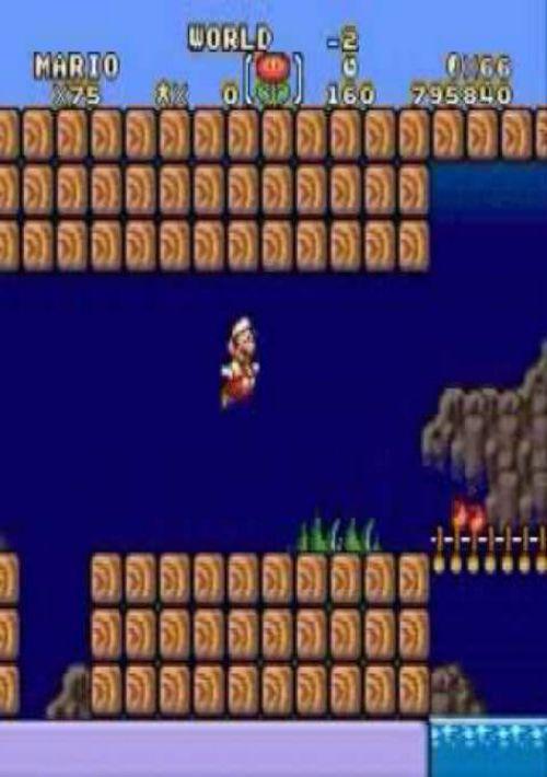Super Mario Bros Enhanced Smb1 Hack Descargar Para