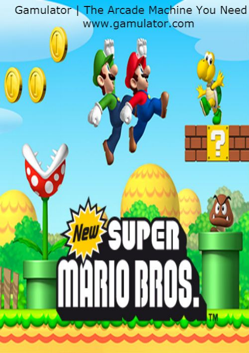 Super Mario Bros  (EU) ROM Download for NES | Gamulator