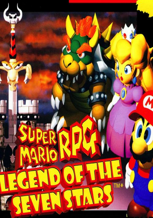 Super Mario RPG - Legend of the Seven Stars ROM Download for