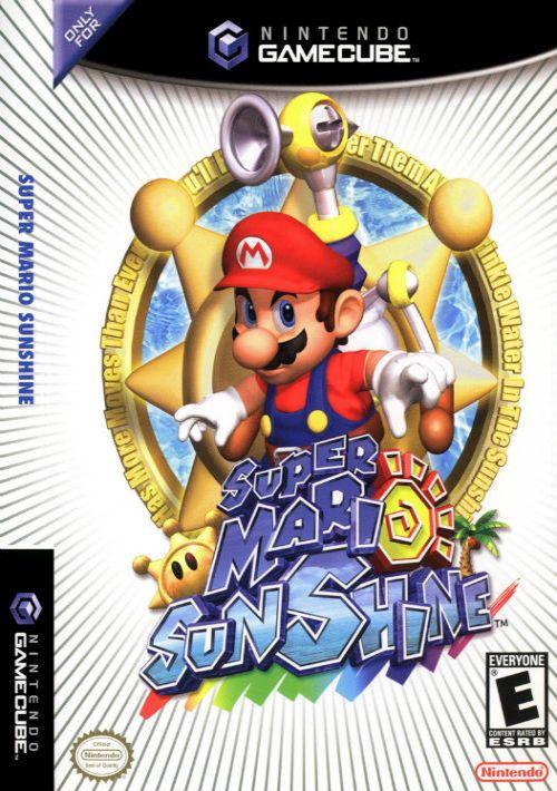 Super Mario Sunshine (EU) ROM Download for GameCube | Gamulator