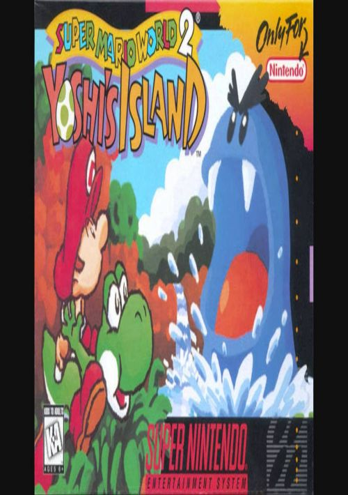 Download Super Mario World 2 Yoshi S Island For Snes Gamulator