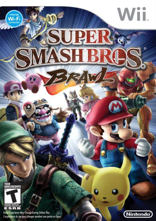 Super Smash Bros Brawl Rom Download For Nintendo Wii Gamulator