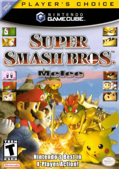 Super Smash Bros Melee Rom Download For Gamecube Gamulator