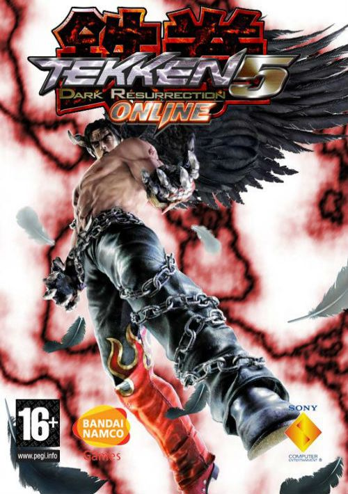 Play Tekken 5 Dark Resurrection Ted1 Ver A Rom Online For Free