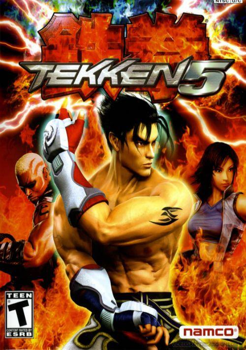 Tekken 5.1 (TE51 Ver. B) ROM Download for Mame   Gamulator