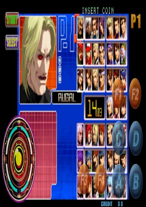 The King of Fighters 2002 Magic Plus II ROM Download for