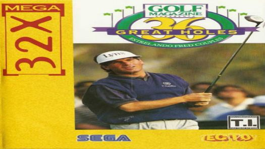 36 Great Holes Starring Fred Couples