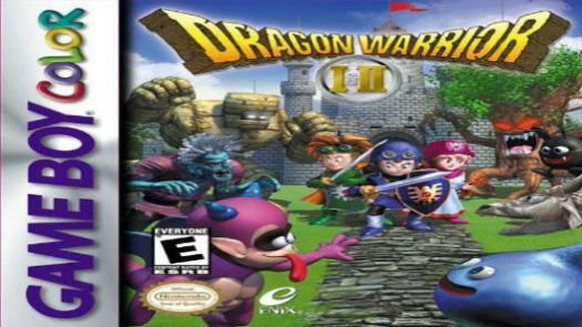 Dragon Warrior I - II