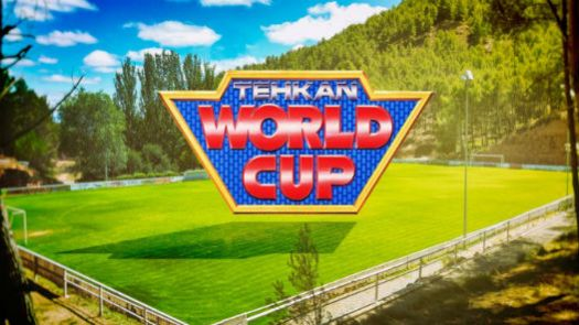 Tehkan World Cup (set 1)