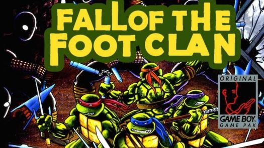 TMNT - Fall of the Foot Clan