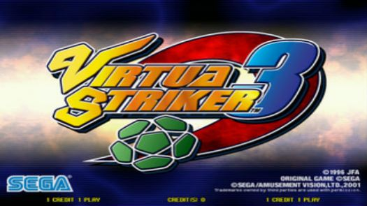 Virtua Striker 3 (GDS-0006)