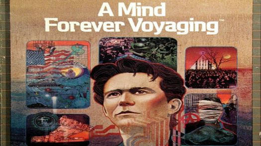 A Mind Forever Voyaging (Disk 1 Of 1 Side B)
