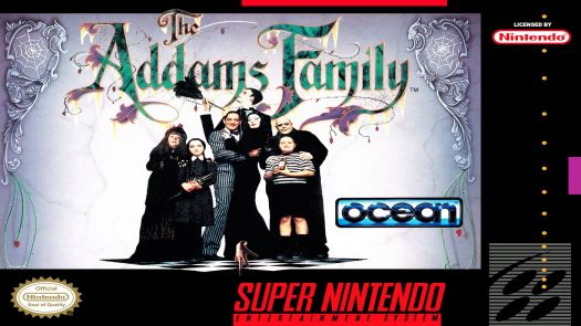 Addams Family, The (EU)