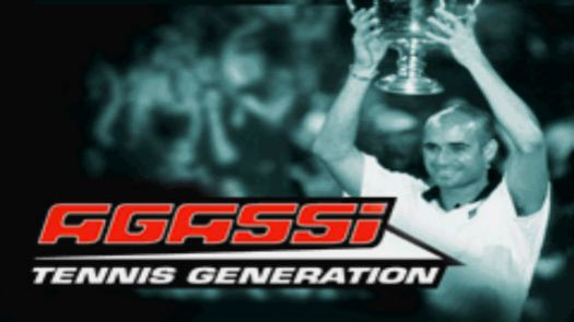 Agassi Tennis Generation GBA