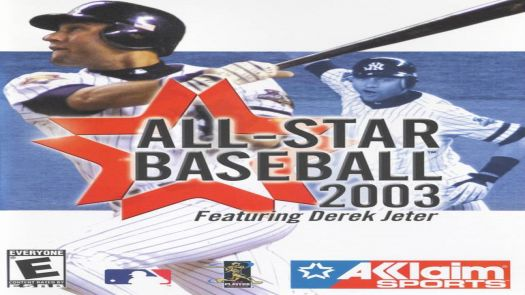 All-Star Baseball 2003 Feat. Derek Jeter GBA