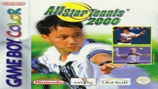 All Star Tennis 2000