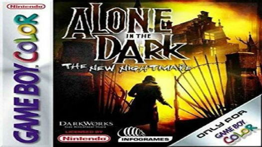 Alone In The Dark - The New Nightmare (EU)